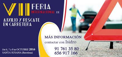 Feria de Auxilio en Carretera
