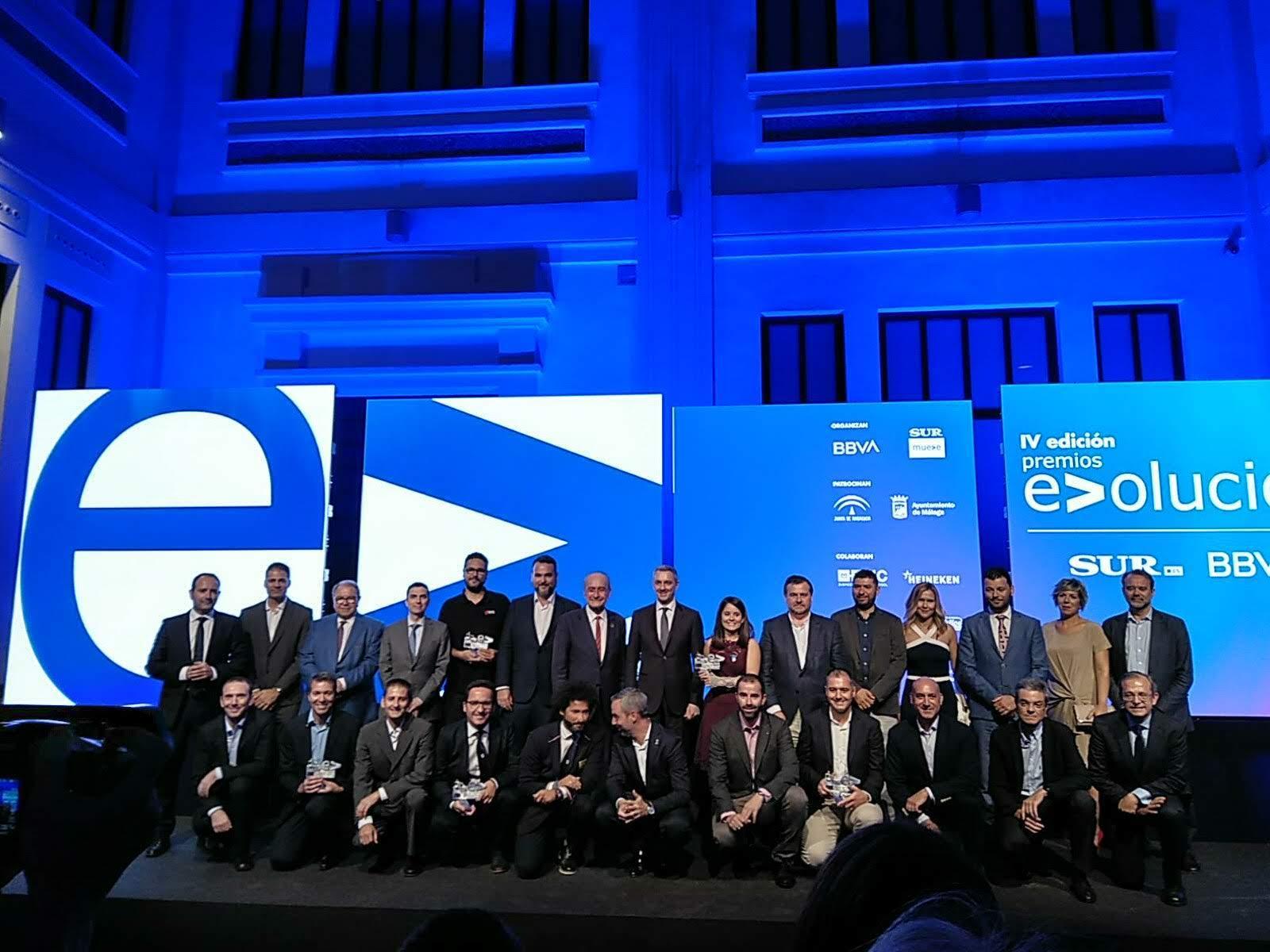 recogida de premios evolucion diario sur bbva lambda automotive