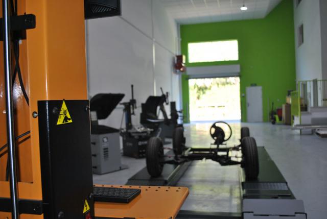 Nuevo showroom de Lambda