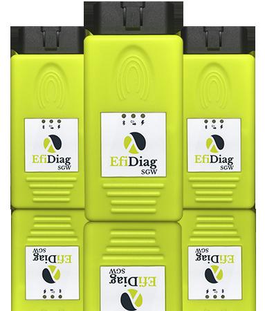 EFIdiag-SGW