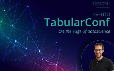 Nuestro mánager de Desarrollo participa en TabularConf, el gran evento del Data Science nacional
